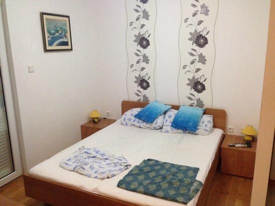 Bol Apartments Gospojica: room