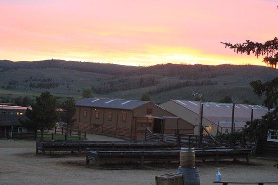 C Lazy U Ranch : so lovely...