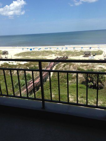 The Ritz-Carlton, Amelia Island : Great view! The beach is as good as it looks!