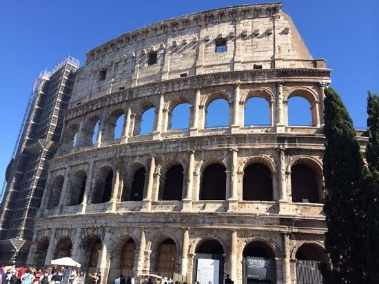 Hotel Napoleon: Colosseum - Roma