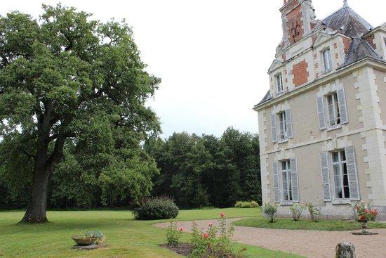 Chateau du Breuil : Le Château