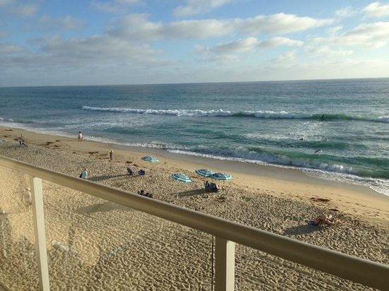 Beach Terrace Inn : View from balcony