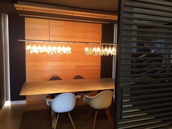Hotel Tahiti: Meeting room