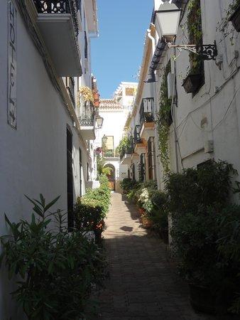 Марбелья старый город фото