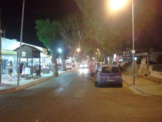 Κολύμπια, Ελλάδα: Eucalyptus street