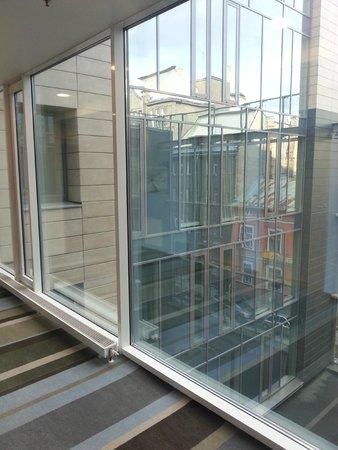 Radisson Blu Latvija Conference & Spa Hotel: Hotel Corridors