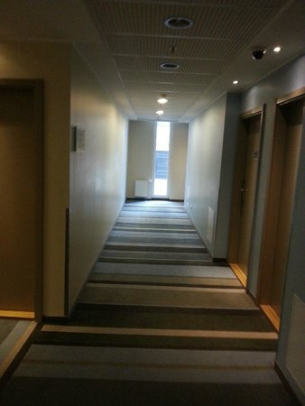 Radisson Blu Latvija Conference & Spa Hotel: Corridors