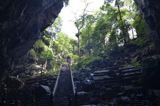 Travel Sense Asia: Entrance of cave temple