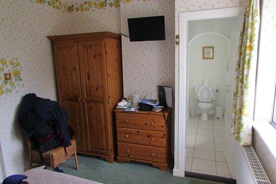 Mena House B&B: habitacion