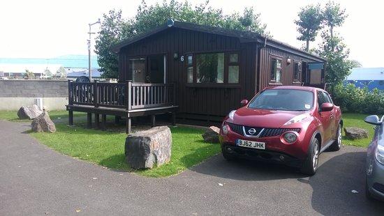 Butlins Minehead Resort: deluxe lodge