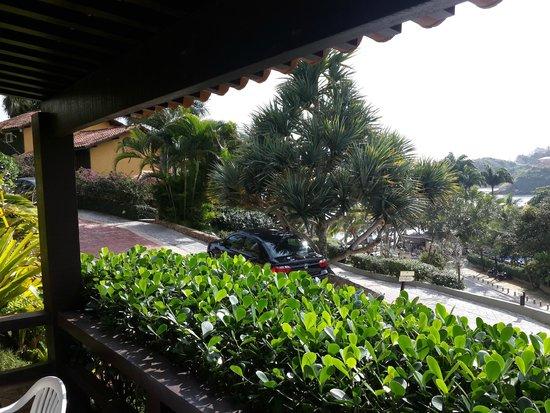 La Boheme Hotel e Apart Hotel : From Blacony