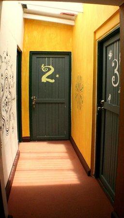 Morgan Bay Hotel: Hallway