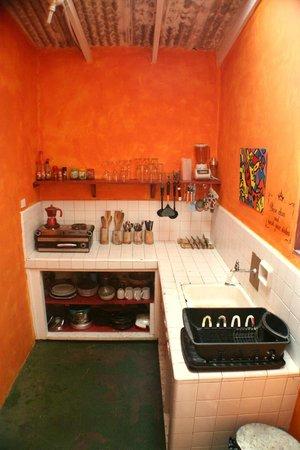Morgan Bay Hotel: Guest kitchen