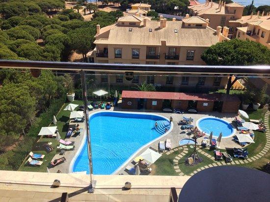 Aqua Pedra dos Bicos Design Beach Hotel: From sea view room balcony