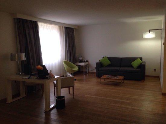 NH Nice: Junior Suite Zimmer 510