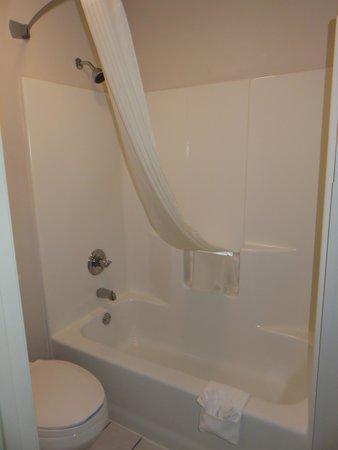 Super 8 Gas City Marion Area: bathroom
