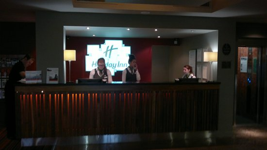 Holiday Inn Aberdeen West : First impressions R us