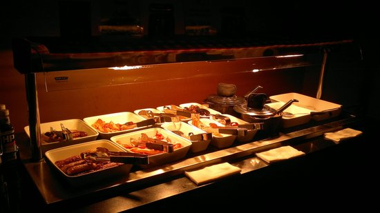 Holiday Inn Aberdeen West : Hot Breakfast.... What`s not to like?