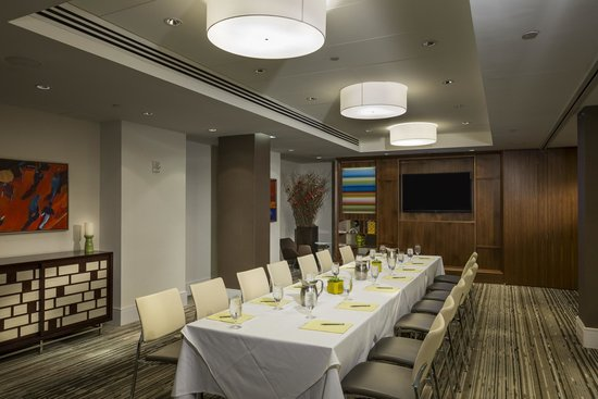Hotel Boutique At Grand Central: Meeting Room