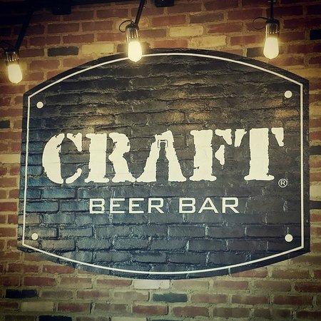 Craft Beer Bar Cuyahoga Falls Menu