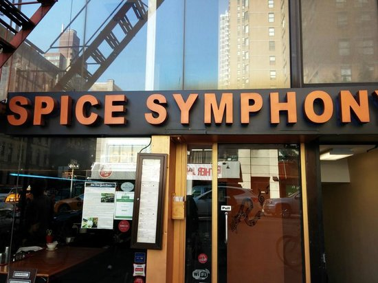 Spice symphony picture of spice symphony new york city for Amaze asian fusion cuisine 3rd avenue new york ny