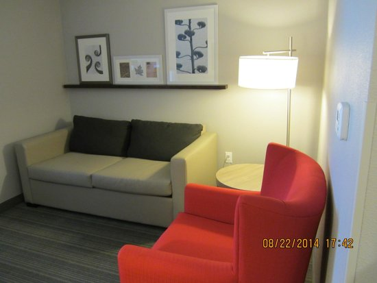 Country Inn & Suites By Carlson, Springfield: Sitting area