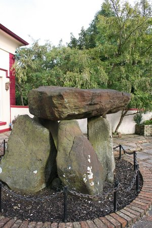 Ballylumford Dolmen: Thirty-five centuries and counting...