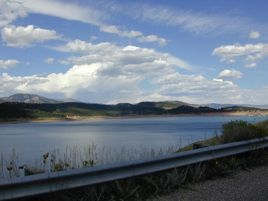 Berthoud, CO: Carter Lake, Colorado