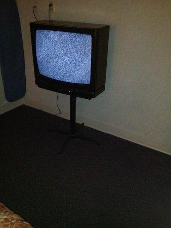 Fiddler's Inn North: tv didn't work