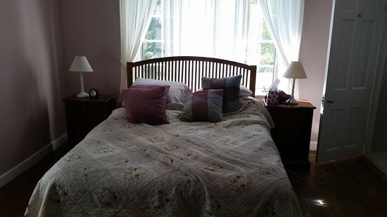 Mountainville, Νέα Υόρκη: Queen size bed