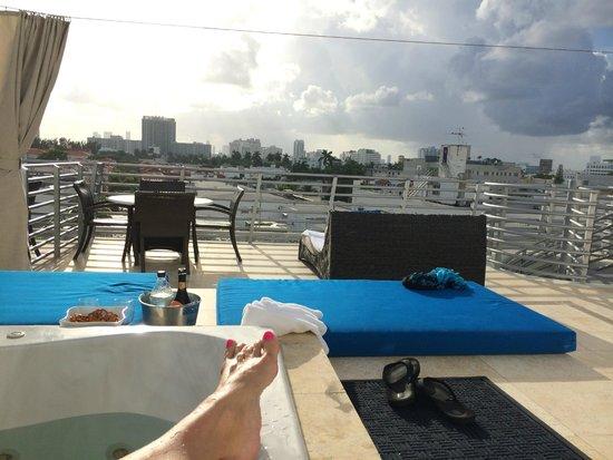 Z Ocean Hotel South Beach Rooftop Suite