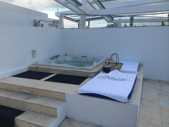 Rooftop Suite - Picture of Z Ocean Hotel South Beach, Miami Beach - TripAdvisor