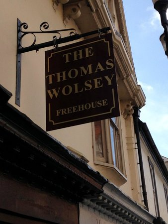 ‪The Thomas Wolsey‬