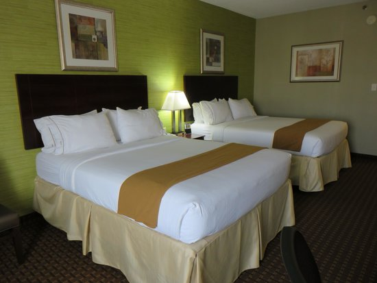 Holiday Inn Express Hotel & Suites Indianapolis W - Airport Area: Clean & Nice