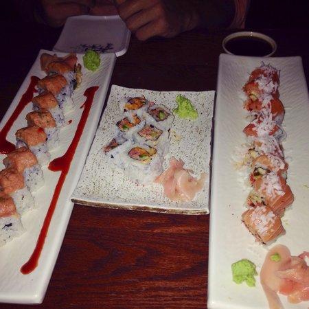 Nakashima's Japan: Sushi!