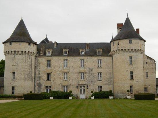 Château de Marçay  : Magical Chateau de Marcay