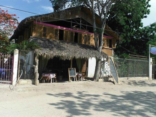 Villa Rosa : The Villa