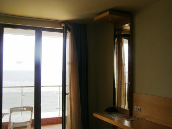 Mirage of Nessebar: the room for 2