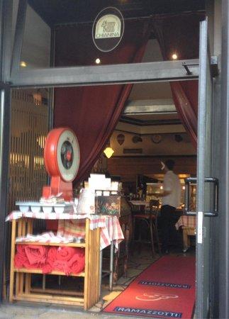 Francucci's Ristorante: Entrée