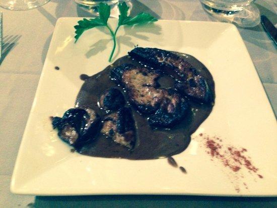 La Cordonnerie: Foie Gras appetizer