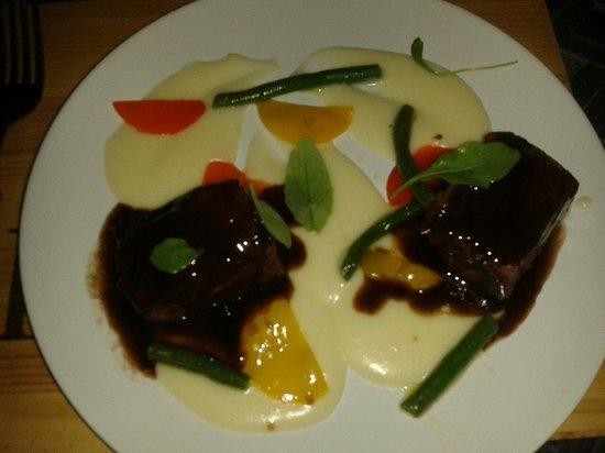 Osteria Volpaia: Guancia