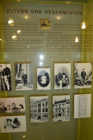 Buddenbrookhaus: Familiengeschichte