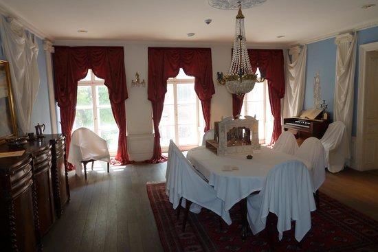 Buddenbrookhaus: Alte Einrichtungen