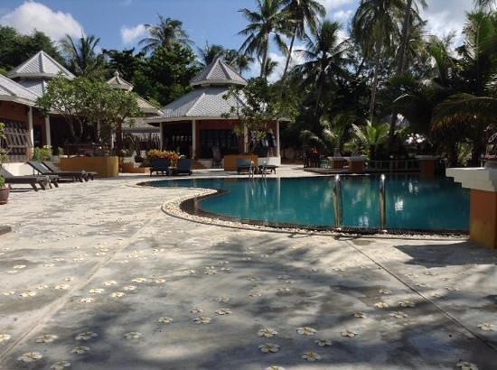 Pariya Resort & Villas Haad Yuan: pool
