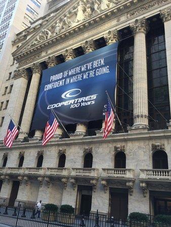 New York Stock Exchange : 9.5.14 shot