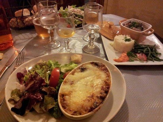 L'Assiette Normande: Pork
