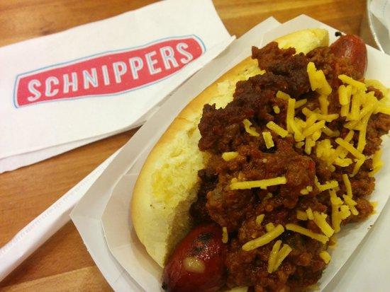 Schnipper's Quality Kitchen: Yum, Sloppy Dog