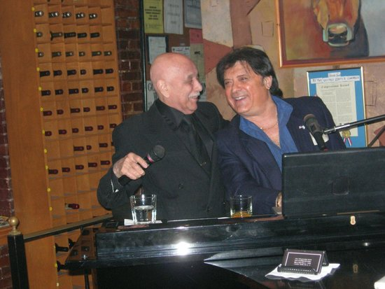 Nino's Tuscany: Julio Cruet-Adrover, Actor, Singer, Dancer & Danny Nye, Quintessential Entertainer