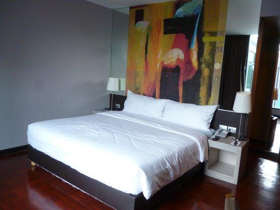 Ma Hotel : chambre 525