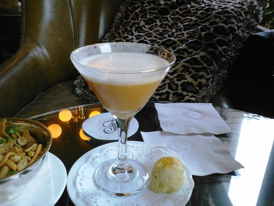 The Bengal Lounge: The Empress Cocktail